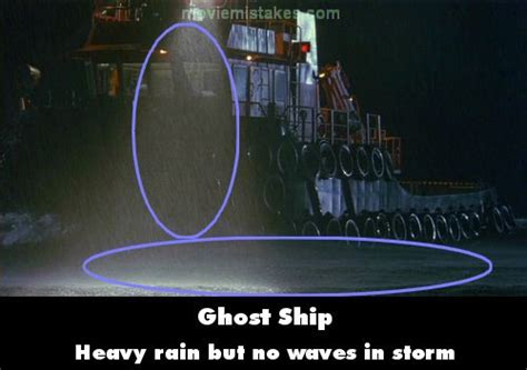 film the ghost ship ghost ship 2002 movie mistake picture id 33589