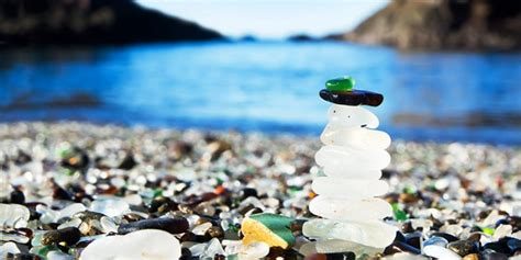 glass beach russia glass beach in russia where nature turned trash into beauty