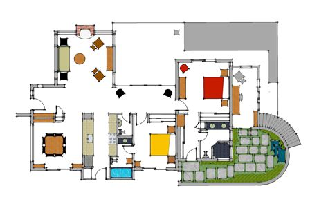 floor plan with furniture furniture plan key decobizz