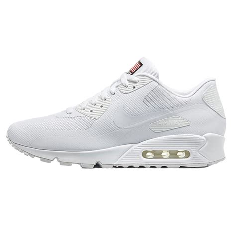 nike air max  hyperfuse qs independence day white