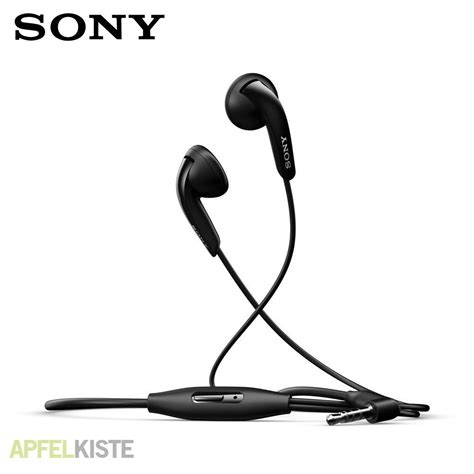 New Headset Earphone Sony Xperia Mh 410c Mh410c Original 1 sony kopfh 246 rer mh 410c headset 3 5mm schwarz