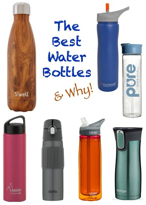 The Best Water Bottle and Why I Think That