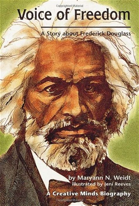 voices of books book review narrative of the of frederick douglass