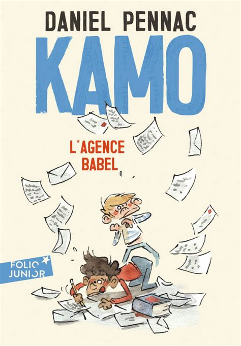 2070612732 une aventure de kamo kamo livre une aventure de kamo 3 kamo l agence babel