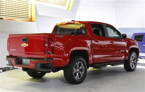 2015 chevrolet colorado specs 2015 chevrolet colorado release date adaptive cruise