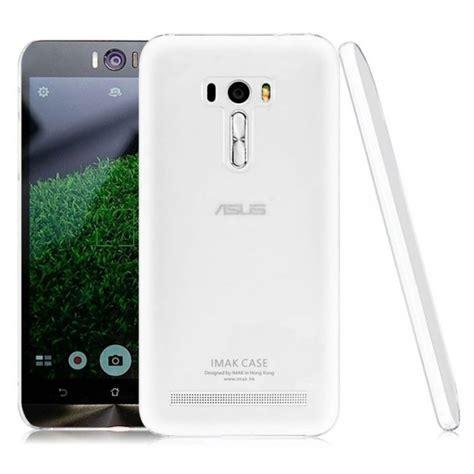 Imak Ultra Thin Tpu For Asus Zenfone Selfie Zd551kl Transparan imak 2 ultra thin for asus zenfone selfie zd551kl transparent