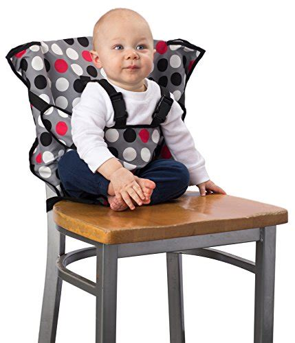 easy travel chair cozy cover easy seat portable travel high chair and