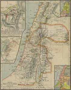 historic maps nationmaster maps of israel 41 in total