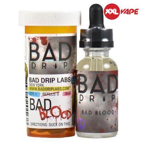 Liquid Juice Bad Blood vape top vape flavors liquid vapor juice provider