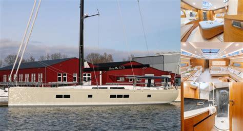 zeiljacht luxe hightech luxe jacht hanse 675 is grootste duitse zeiljacht