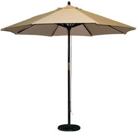 Outdoor Table Umbrella by Products Chairs Outdoor Umbrella Sets