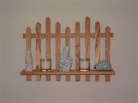 Picket Fence Shelf by Picket Fence Shelf By Iowawoodcrafter Lumberjocks
