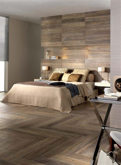 laminate flooring on walls for a warm and luxurious feel of the interior littlepieceofme