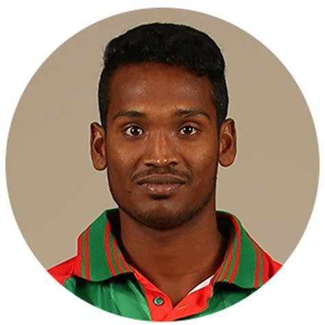Al Amin al amin hossain bangladesh cricket about al amin