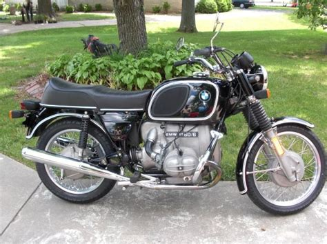 Oldtimer Motorrad Bmw 500 by R60 6 Instrument Cluster Vintage Bmw Motorcycle Owners
