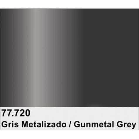 what color is gunmetal 77 720 gun metal grey