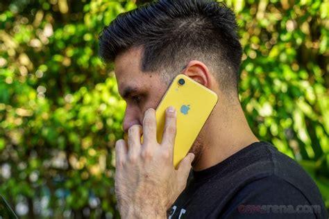 apple iphone xr s successor to better lte performance gsmarena news