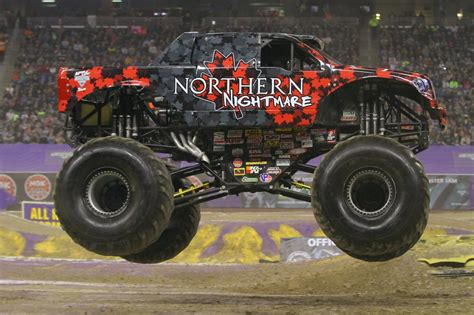 Maple Leaf Monster Jam 174 Comes To Vancouver Saturday