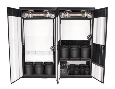 3 0 hps soil grow cabinet supercloset