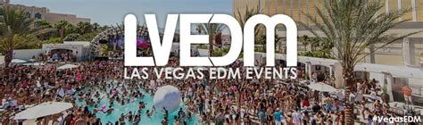 Las Vegas Events Calendar Las Vegas Edm Events Calendar Nightclubs Pool
