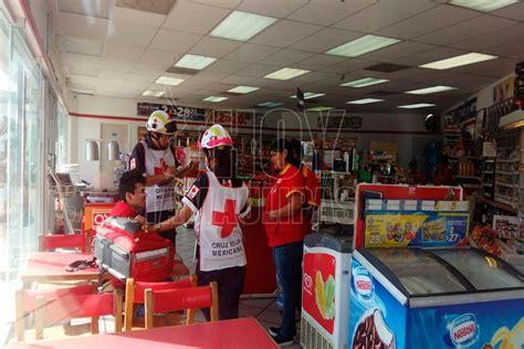 tiendas oxxo por ciudad hoy tamaulipas se lesiona trabajador de oxxo en ciudad