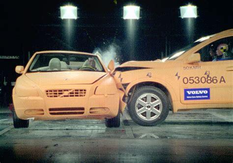 crash test si鑒e auto volvo crash test laboratory the