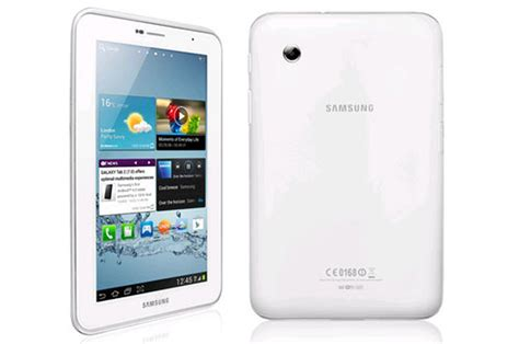 Second Samsung Tab 2 Wifi Only tablette tactile samsung