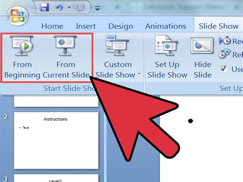 tutorial powerpoint games how to create a game of chance in powerpoint 7 steps