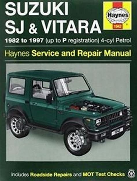 service manual car service manuals 1988 suzuki sj practical car manuals suzuki suzuki