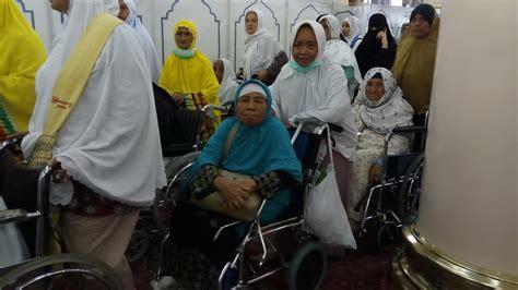 Kursi Roda Cirebon perjuangan menggapai taman surga di raudhah dengan kursi