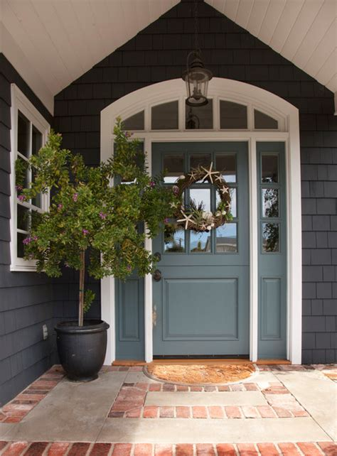 black front door with sidelights traditional entrance foyer front doors with sidelights entry traditional with beach