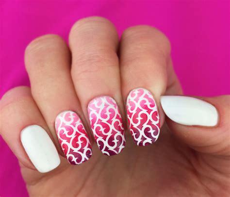easy nail art stencils sixty nine pattern nail art stencils incredible nail art