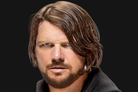 wwe hairstyles aj styles reveals the reason for his ridiculous hair style