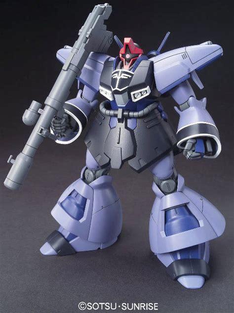 Gundam Bandai Hg Dreissen Amx 009 hg dreissen unicorn ver manual color guide