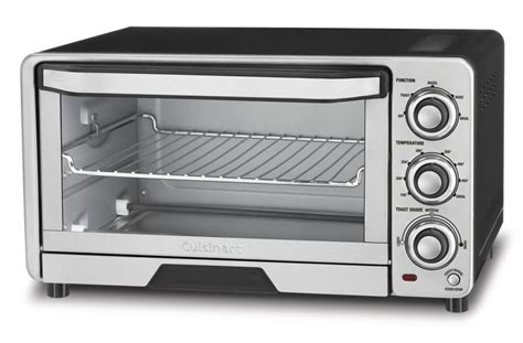 Toast R Oven Classic Countertop Ovenbroiler In White by Tob 40n Toaster Oven Broilers Products Cuisinart