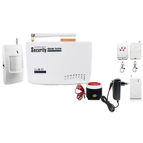 antifurto casa wifi allarme antifurto casa gsm wireless