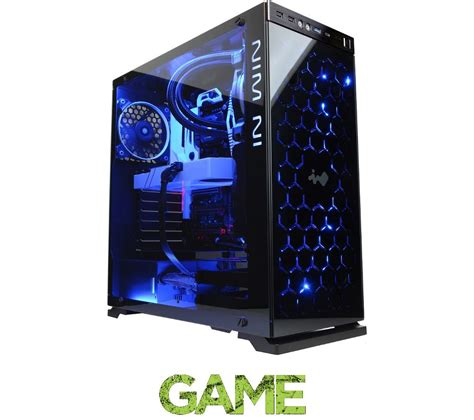 Gaming Desk Tops Cyberpower Revolution Luxe Gaming Pc Deals Pc World