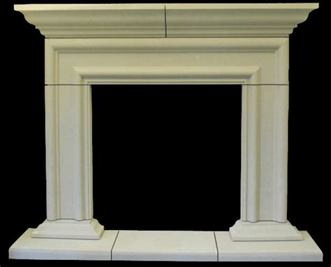 Plaster Cast Fireplace Surround by Cast By American Masonry Supply Inc Cast