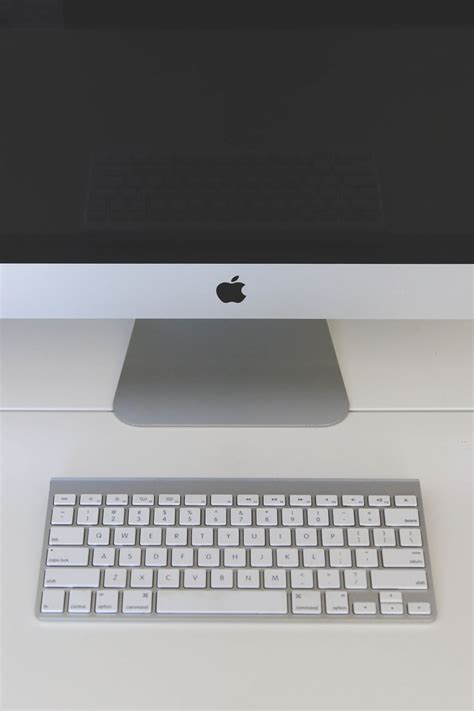 Free Stock Photo Of Apple Computer Desk Computer Desk For Imac