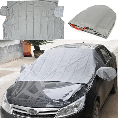 auto window covers magnetic car windscreen cover anti snow cotton