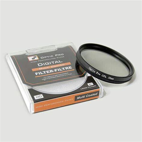 Optic Pro Filter Cpl 67mm 1 optic pro cpl 39mm gudang digital