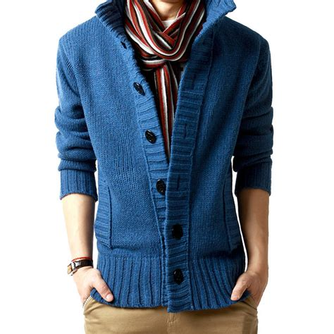 Sale Cardigan sale brand cardigans s sweater brand designer casual sweatercoat mens thick wool