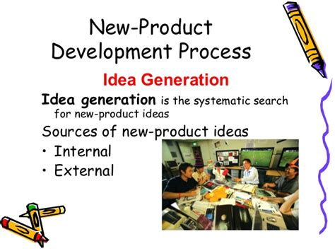 product design idea generation new product development