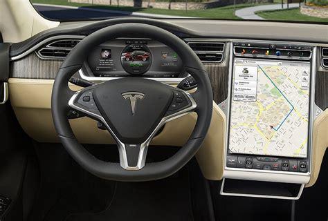 Tesla Model S Dashboard 2013 Tesla Model S Dashboard Egmcartech