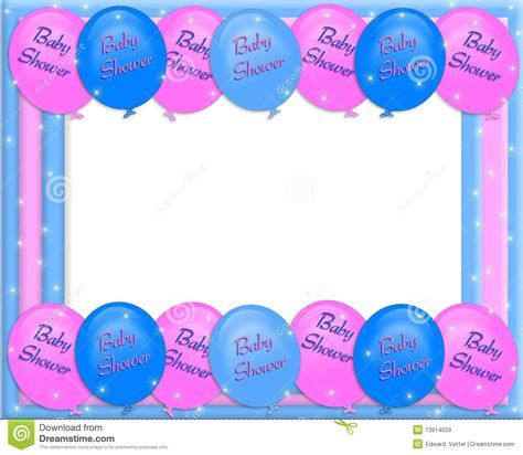 Baby Shower Background Clipart by Baby Shower Borders Clipart Clipart Collection Baby