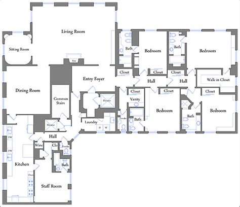 socketsite big views floor plan  price atop russian hill