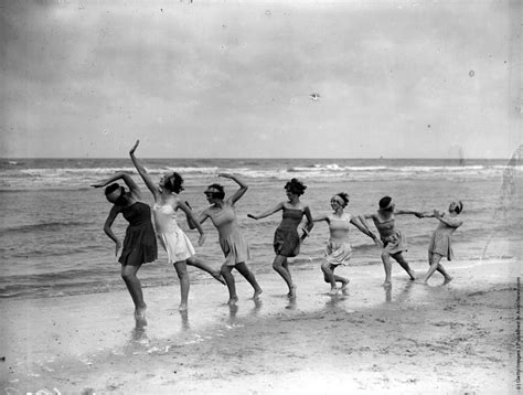 vintage dance dancing on the beach vintage everyday
