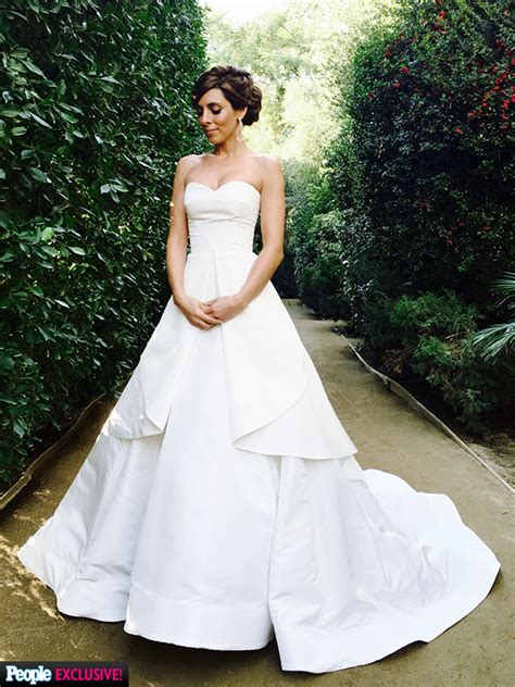 jamie lynn sigler wedding jamie lynn sigler s dog almost peed on her wedding dress