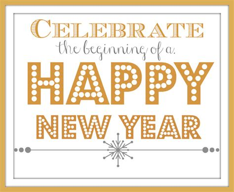 new year pictures to print 10 new year s free printables