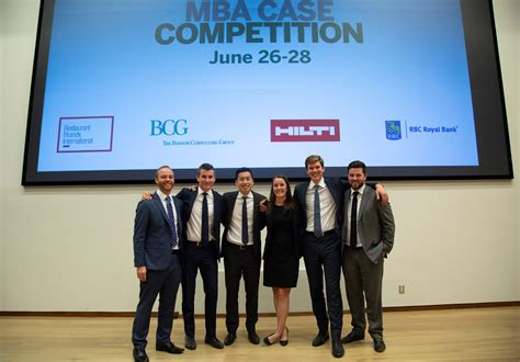 Mba Competition 2018 in it to win it the 2018 mba competition news events